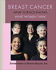 Breast Cancer, What Science Knows, What Women Think